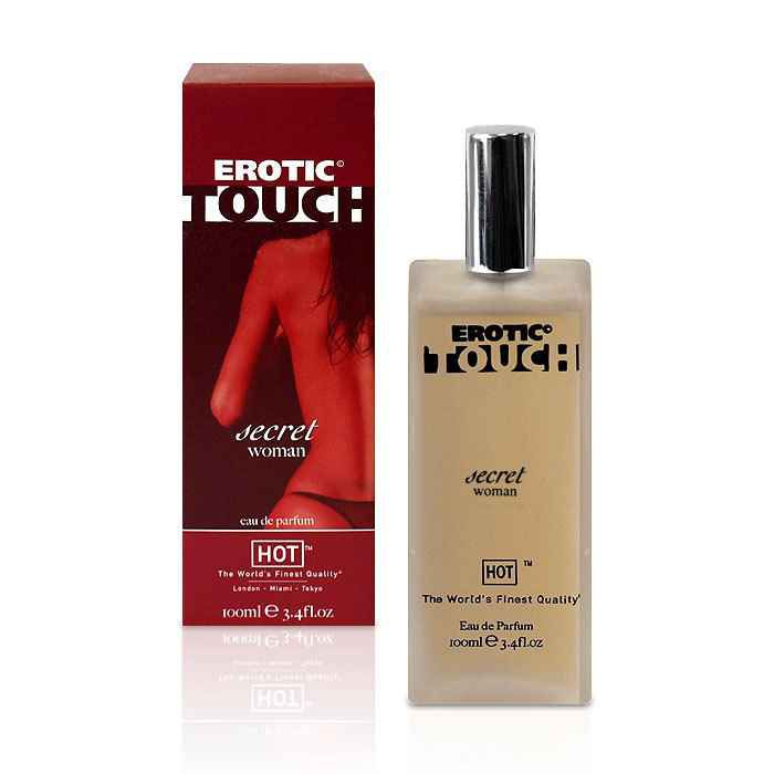 EROTIC TOUCH  secret woman   Eau de Parfum
