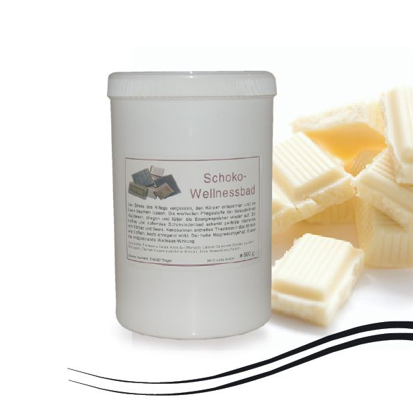 Schoko Wellness Bad   500g