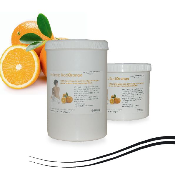 Wellness-Bad  Orange