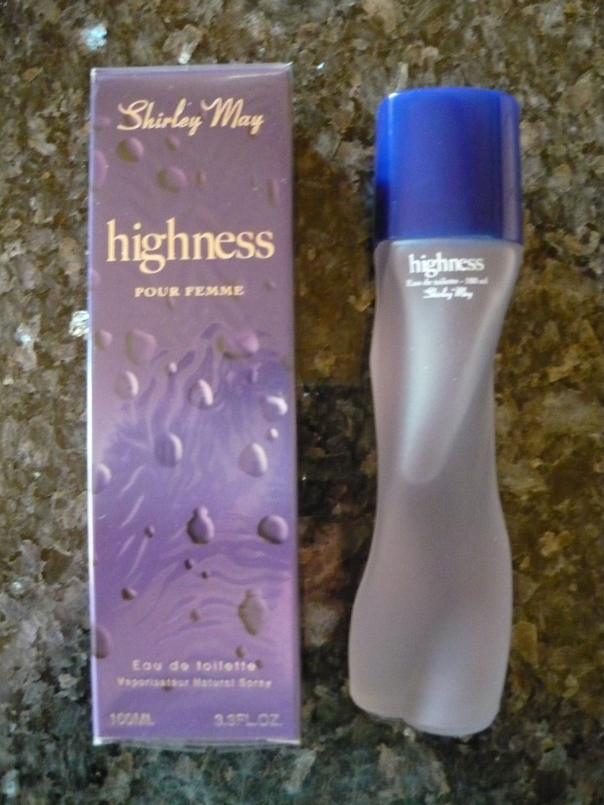 Shirley May  HIGHNESS   Eau de Toilette