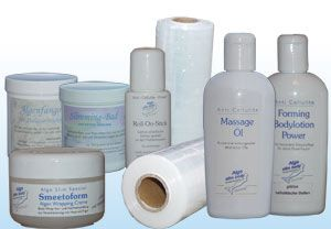 Anti Cellulite   Profi-Set