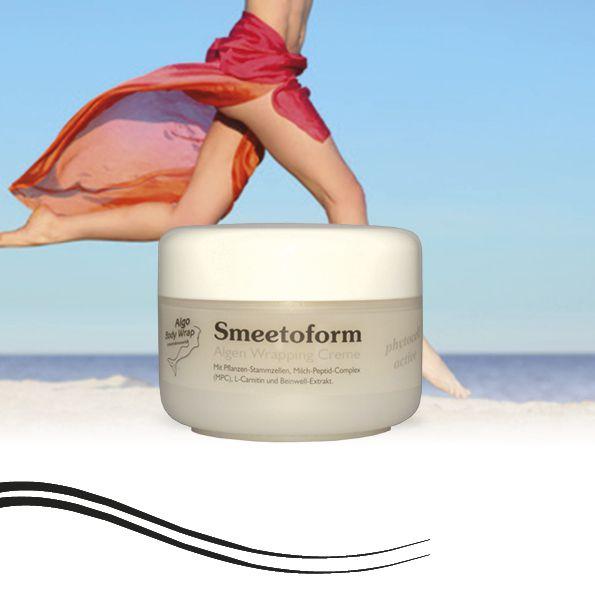 smeetoform creme phytocell active body wrapping smeets kosmetik. Black Bedroom Furniture Sets. Home Design Ideas